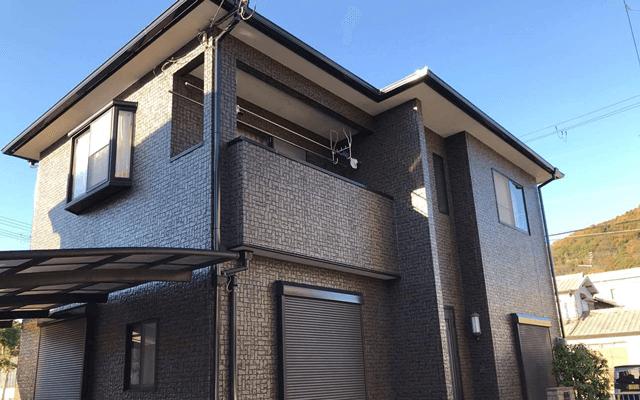姫路市K様邸 外壁塗装工事