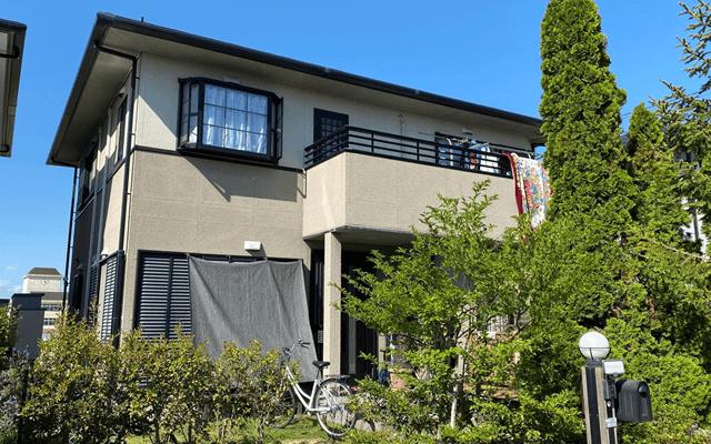 姫路市K様邸 外壁屋根塗装工事