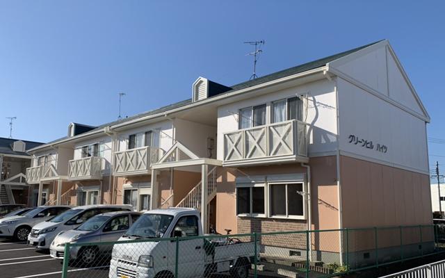 姫路市Gハイツ 外壁屋根塗装工事