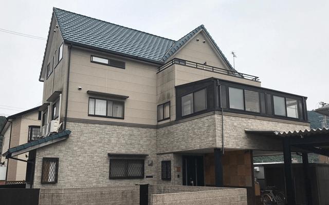 姫路市H様邸 外壁塗装工事
