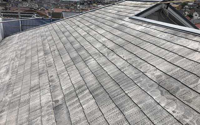 明石市N様邸 屋根塗装工事