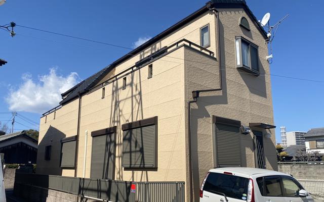 姫路市O様邸 外壁塗装工事