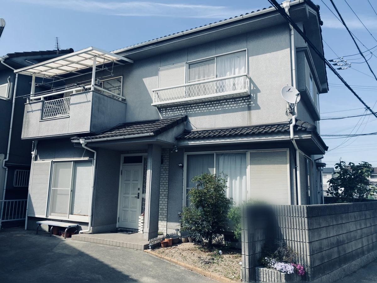 姫路市O様邸 屋根・外壁塗装工事