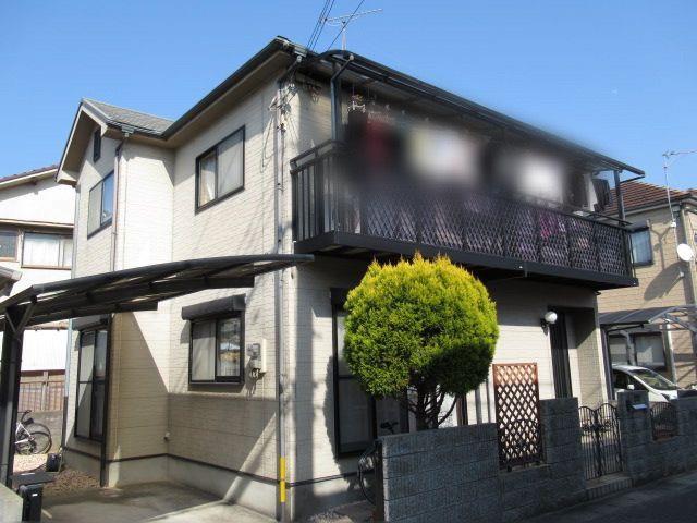 姫路市K様邸 屋根・外壁塗装工事